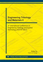 Engineering Tribology and Materials II