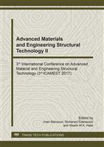 Advanced Materials and Engineering Structural Technology II