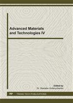 Advanced Materials and Technologies IV