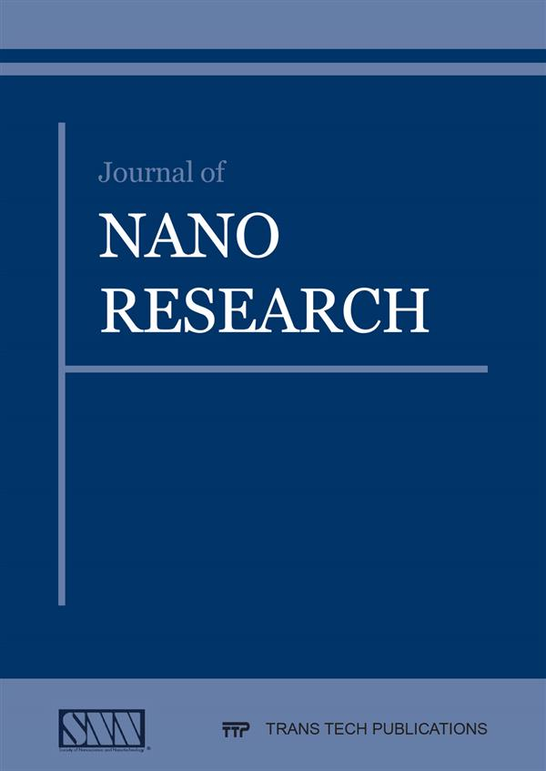 Journal of Nano Research Vol. 48