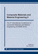 Composite Materials and Material Engineering II