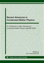 Recent Advances in Condensed Matter Physics