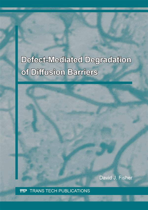 Defect-Mediated Degradation of Diffusion Barriers