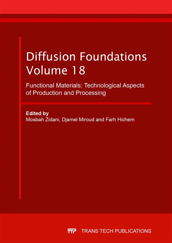 Functional Materials: Technological Aspects of Production and Processing