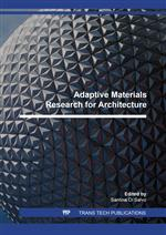 Adaptive Materials Research for Architecture