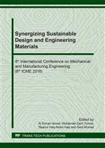 Synergizing Sustainable Design and Engineering Materials