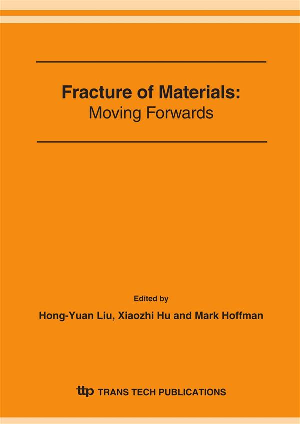 Fracture of Materials: Moving Forwards