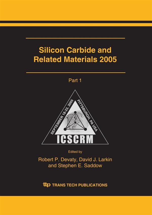 Silicon Carbide and Related Materials 2005