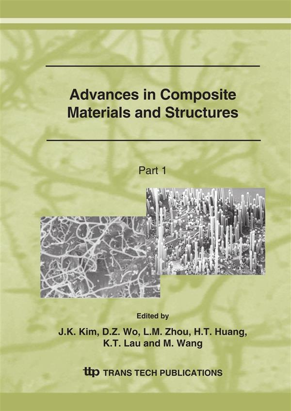 Advances in Composite Materials and Structures