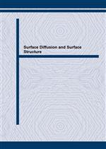 Surface Diffusion and Surface Structure