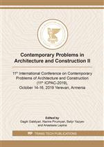 Contemporary Problems in Architecture and Construction II