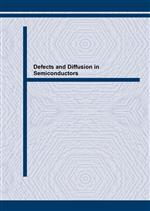 Defects and Diffusion in Semiconductors