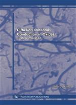 Diffusion and Ionic Conduction in Oxides