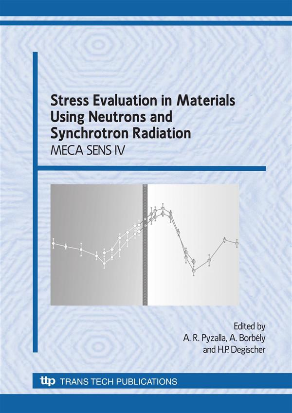 Stress Evaluation Using Neutrons and Synchrotron Radiation