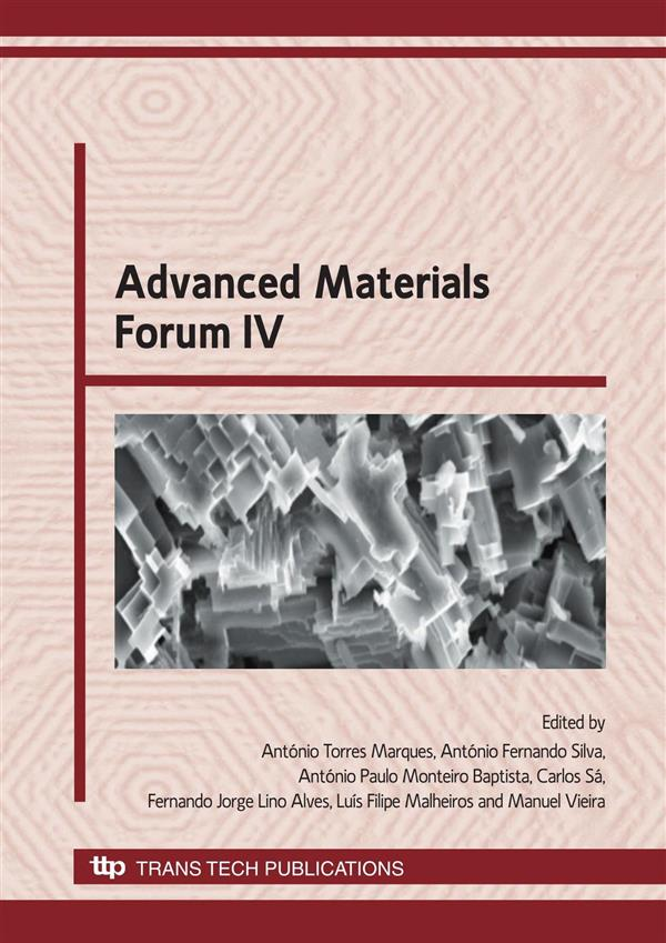 Advanced Materials Forum IV