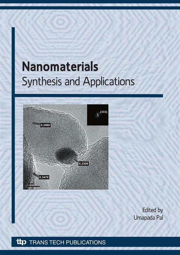 Nanomaterials Synthesis and Applications