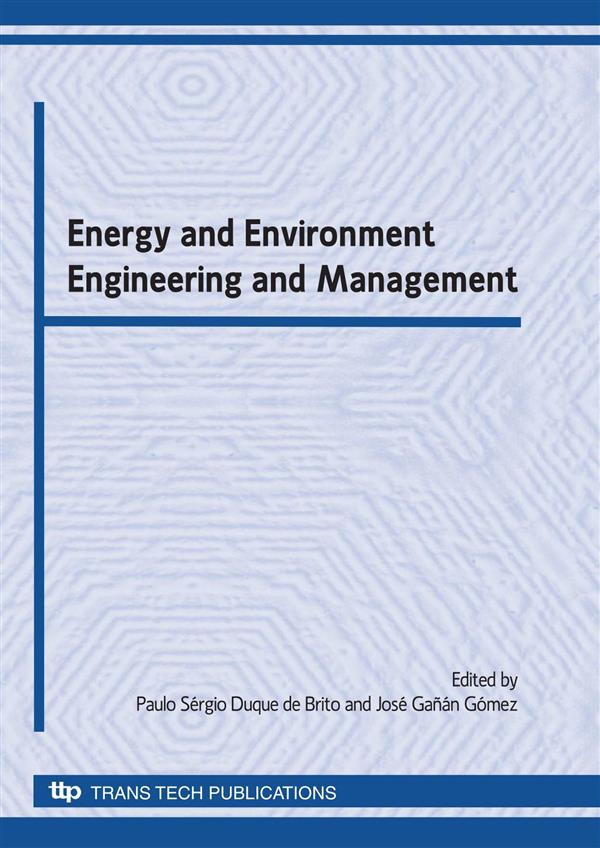 Energy and Environment Engineering and Management