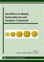 Size Effects in Metals, Semiconductors and Inorganic Compounds