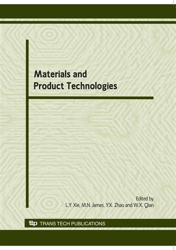 Materials and Product Technologies II