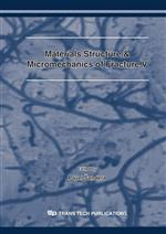 Materials Structure & Micromechanics of Fracture V