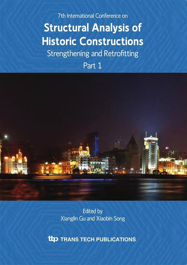 Structural Analysis of Historic Constructions